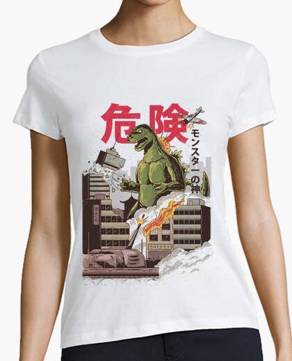 Camiseta tokyo in fire