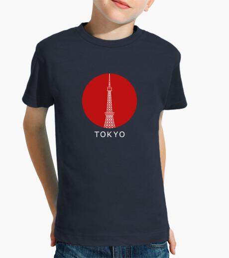 Tokyo tower children's clothes
