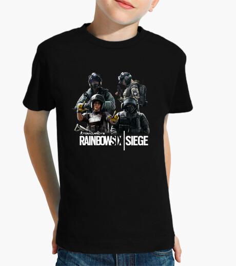 Ropa infantil Tom Clancy's Rainbow Six: Siege