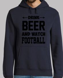 tomar cerveza