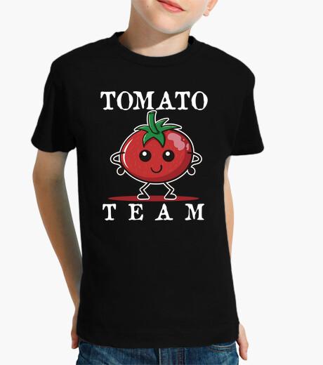 Ropa infantil Tomate Team Kids Gift