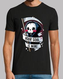 ton âme est à moi!