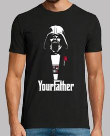 Ton père (Le Parrain & Star Wars)