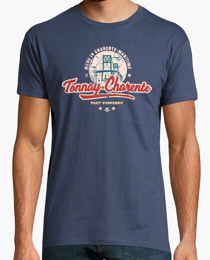 Tee-shirt Tonnay Charente