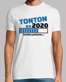 tonton en 2020 veuillez patienter