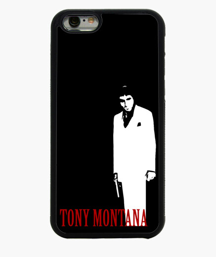 Funda iPhone 6 Tony Montana - Funda movil