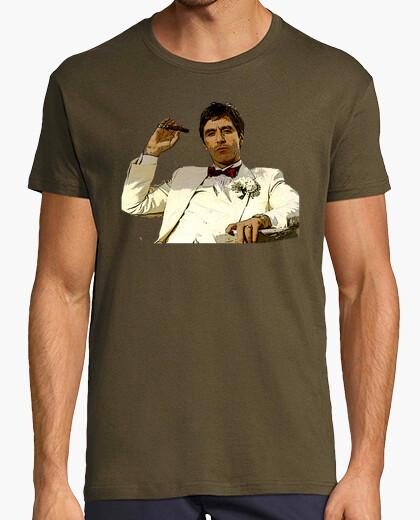 Camiseta Tony Montana Classy Scareface