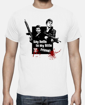 Tony Montana - Say hello to my little friend! (Scarface)