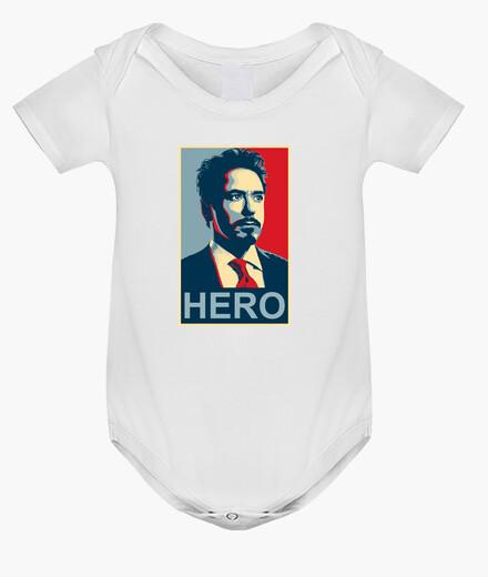 Ropa infantil Tony Stark Hero Iron man Bebe