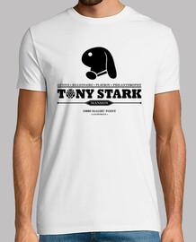 tony stark manoir (noir)
