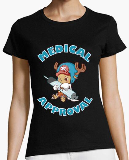 T-shirt tony tony chopper
