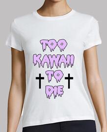Too kawaii to de