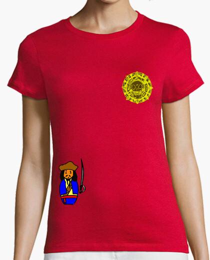 Camiseta Toons del Caribe para ella
