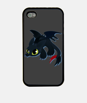 toothless iphone 4