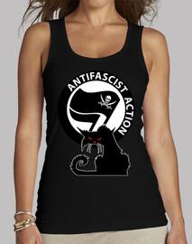 Top Femme - Cat Antifa International Pirate