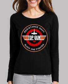 Top Gun Poe Dameron - chica