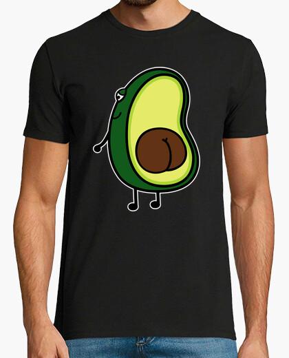 Camiseta tope de aguacate