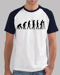 topógrafo de la evolución