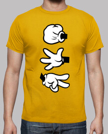 Topolino (Mickey Mouse) - Carta-Forbice-Sasso