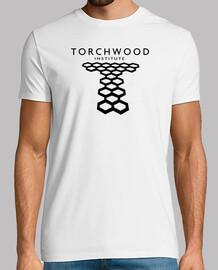 Torchwood blanca para chico