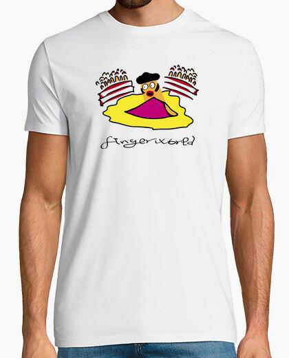 Camiseta torerofinger