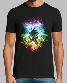 tormenta de dragon ball - versión del arco iris