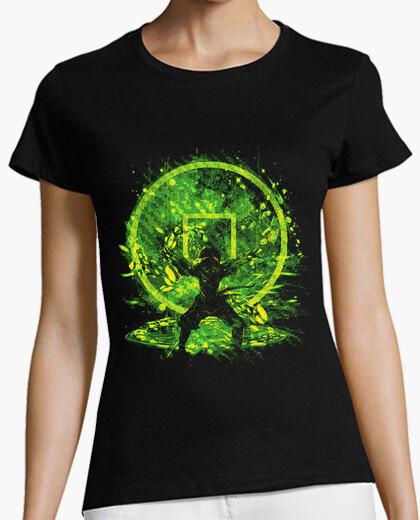 Camiseta tormenta de tierra