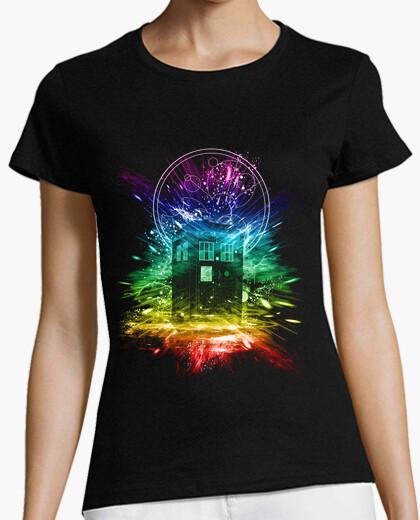 Camiseta tormenta tiempo
