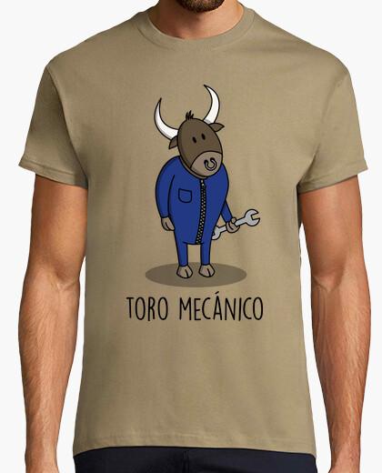 Camiseta Toro Mecánico