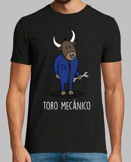 toro meccanico nero