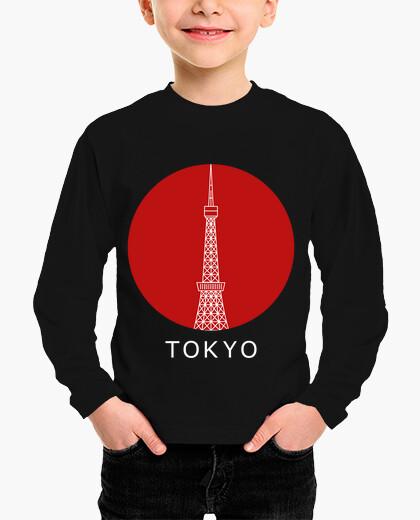 Ropa infantil torre de tokio