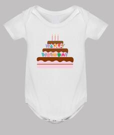 torta di compleanno / buon day nascitaz
