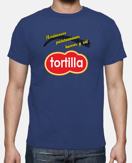Tortilla chico