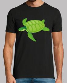 tortue de mer / écologiste