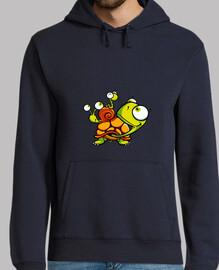 tortue et l'escargot