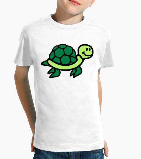 Vêtements enfant tortue océan