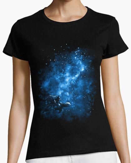 Camiseta tortuga cósmica