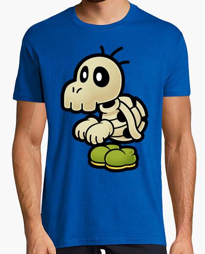 Camiseta Tortuga esqueleto