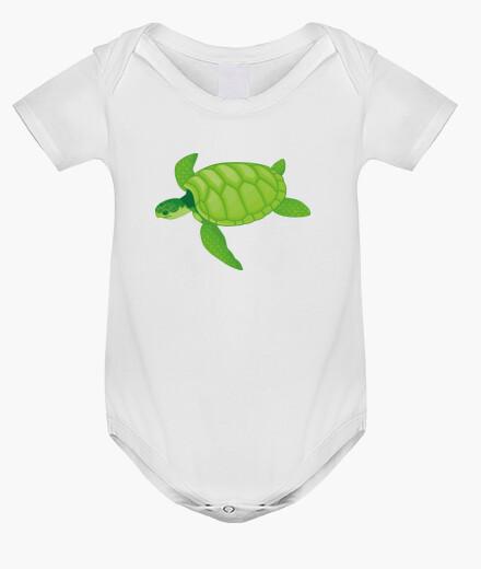 Ropa infantil Tortuga Marina / Ecologista