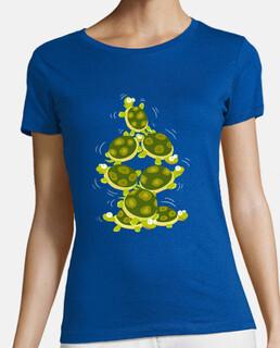 Tortugas acróbatas