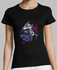 tortugas en camisa japonesa para mujer