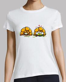 Tortugas enamoradas