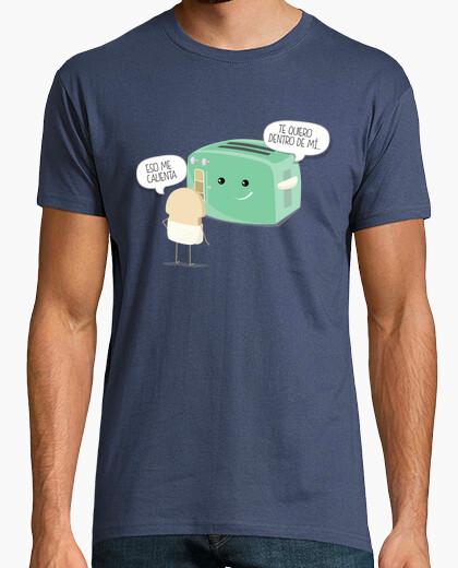 Camiseta Tostadora Atrevida