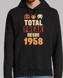 Total freak depuis 1958
