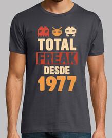 total freak depuis 1977, 42 ans