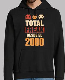 Total freak depuis 2000
