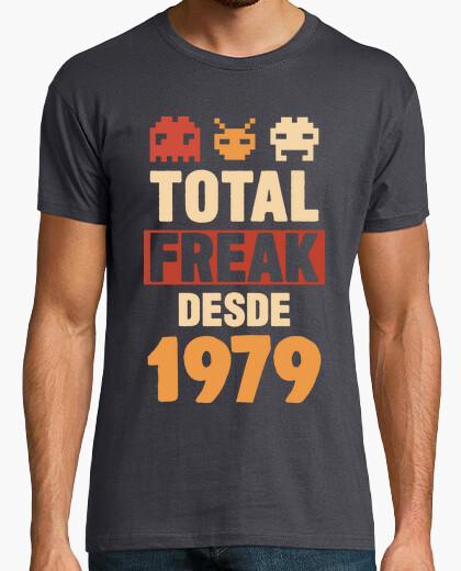 Camiseta Total Freak Desde 1979