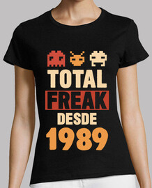Total Freak Desde 1989