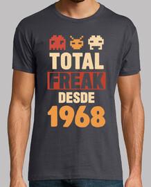 total freak since 1968, 51 years