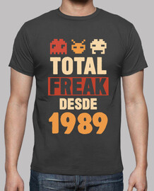 Total freak withoutce 1989